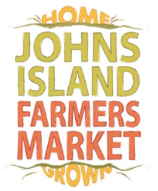 Johns Island farmers market logo Save