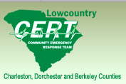 CERT Lowcountry logo