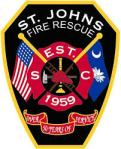 St Johns Fire Dept Seal