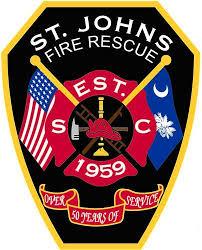 St Johns Fire Dept Seal