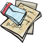Letter clipart SAVE