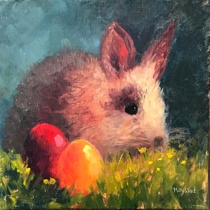 Eggstra Special Bunny by Tina Mayland-2