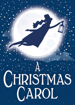 A Christmas Carol Poster.Dock Street Theatre A Christmas Carol November 29