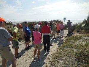 Walk on Beach Boardwalk 1-3