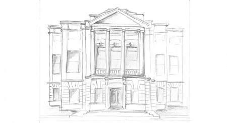 Architectural Sketching Tour