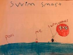 Learn to swim 2 Jun 2018