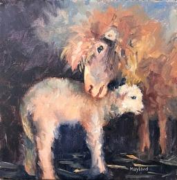 Tina Mayland Painting