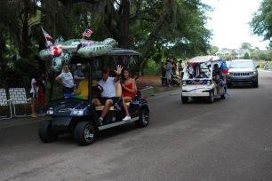 parade 1 july 2018