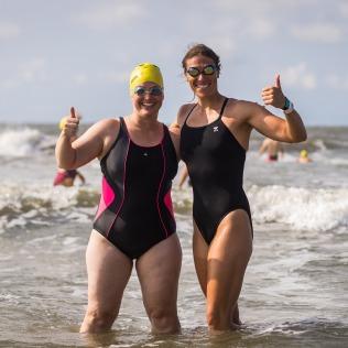 Swim across America 2 July 2018