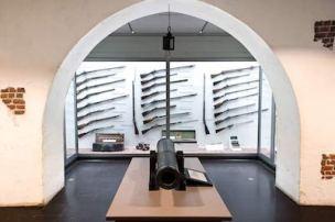 Charleston Museum Armory