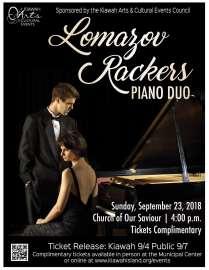 KAC Piano-Duo-Flyer Aug 2018