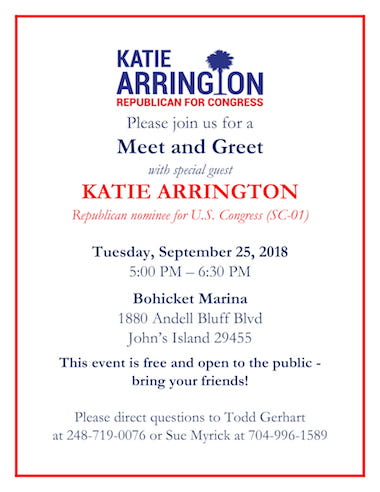 9-25 Katie Arrington Meet and Greet-1