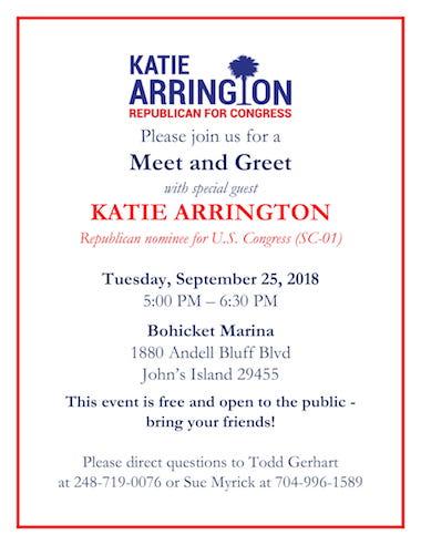 9-25 Katie Arrington Meet and Greet-1