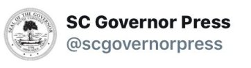SC Governor Press 9_10_18