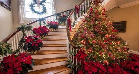 Boone Hall Christmas 1 Nov 2018