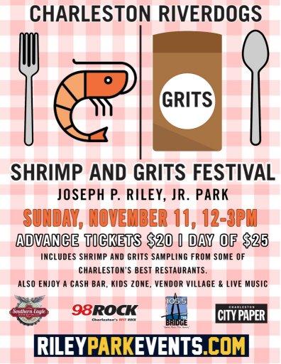 Shrimp and Grits Festival Nov 2018