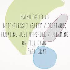 Haiku poem Nov 2018