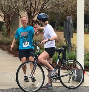 Triathalong bike #3 11-18