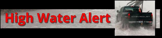 Banner High Water Alert