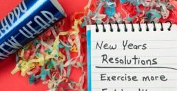 New Year Resolution Dec 2018