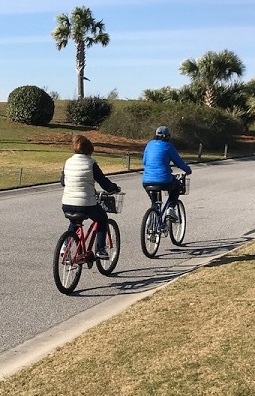 Cyclists Feb 2019