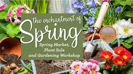 Magnolia Plantation Spring Plant Sale Feb 2019