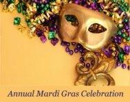 Mardi Gras Celebration Feb 2019