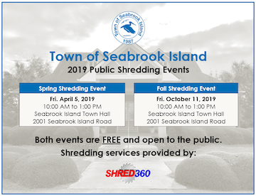 2019 Shred Events