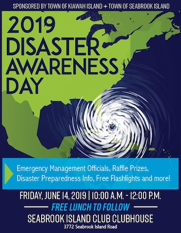 Disaster Awareness Day Image May 2019