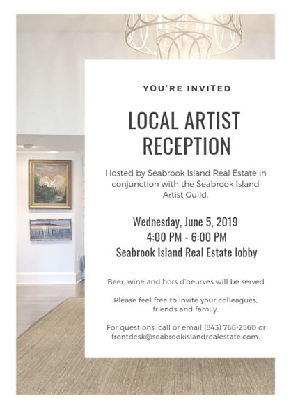 Artist Reception SIRE June 5 2019