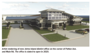 Berkeley Electric New Johns Island District Office May 2019