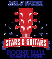 Boone Hall StarsGuitars June 2019