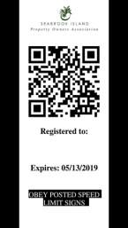 Gate Pass 3 May 2019