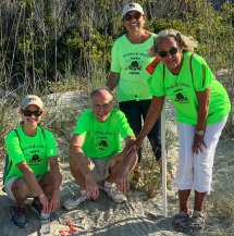 Turtle Patrol nest 12 May 2019