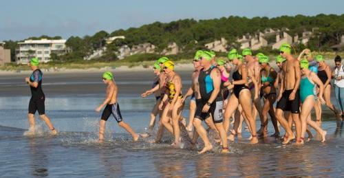 Swim Across America 1 July 2019