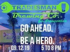DraytonHall Tradesman Brewing Sept 2019