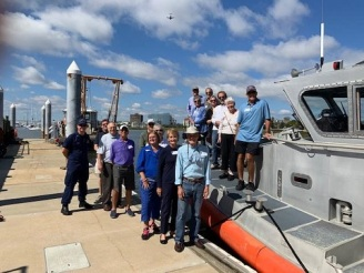 SINHG coast guard trip2 - Oct 2019