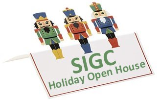 SIGC Holiday Open House Dec 2019