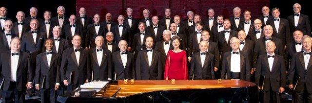 Charleston Mens Chorus March 2020