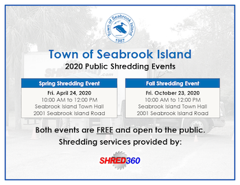 2020 Shred Events