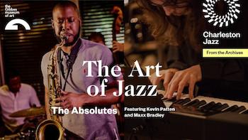 Gibbes Art of Jazz July 2020