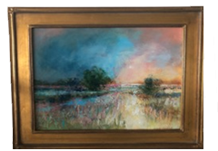 """Oil Painting """"Carolina Summers"""" by Susan Colwell"""